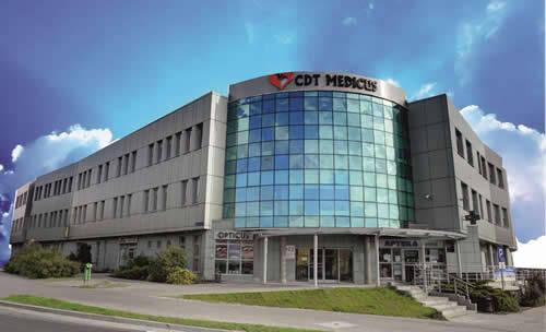 CDT Medicus instalacja Zyxel